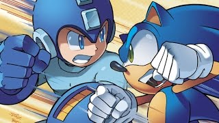download lagu Megaman Vs Sonic: Eiffel 65 - Blue Kny Factory gratis
