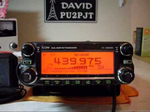 QSO D-STAR - ICOM IC-2820H