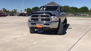2013 Ram 2500 Corpus Christi, Kingsville, Alice, San Antonio, Robstown, TX F180115A