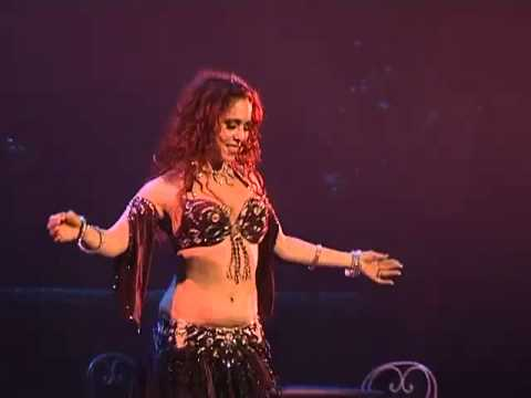 Belly Dance (Oriental) drum solo by Jillina