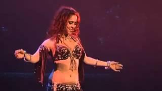 Belly Dance (Oriental) drum solo by Jillina