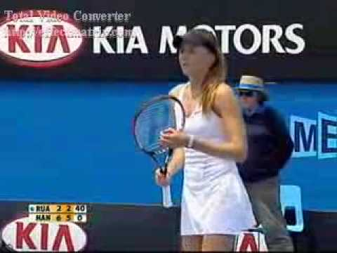 Daniela Hantuchova vs Virginia Ruano Pascual - Australian Open 2008 - Last Games Video