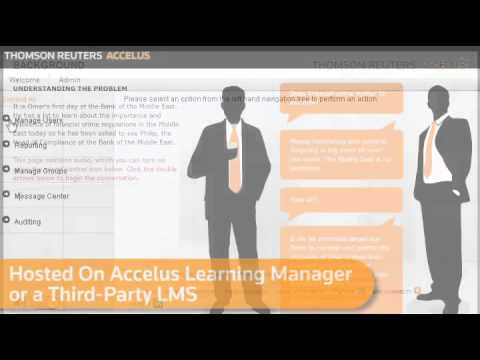Introducing Thomson Reuters Accelus eLearning