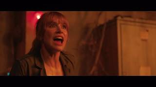 """Jurassic World: Fallen Kingdom (2018) Clip """"The Baryonyx Finds Claire and Franklin"""" HD"""