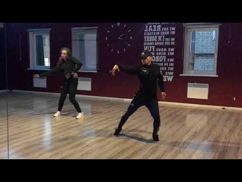 Choreography Tsar B - ESCALATE LEO cover