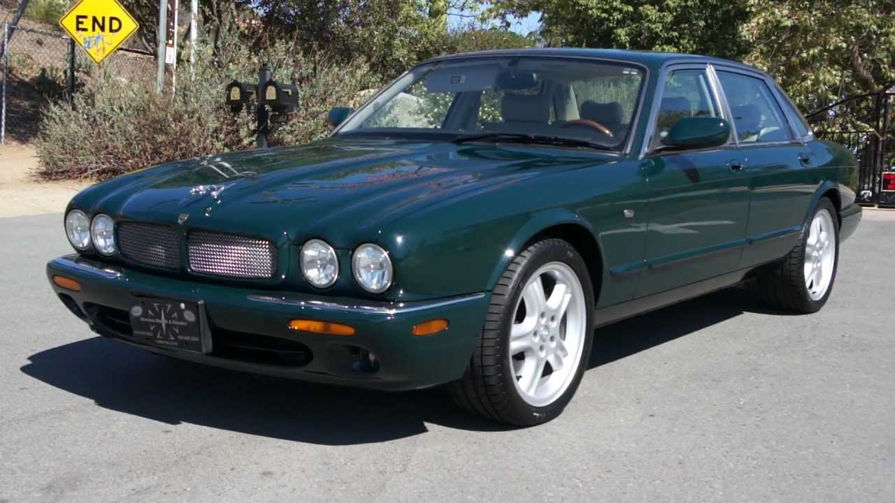 xjr jaguar 1999 1 owner 68k orig miles car guy supercharged x308 xj series youtube. Black Bedroom Furniture Sets. Home Design Ideas