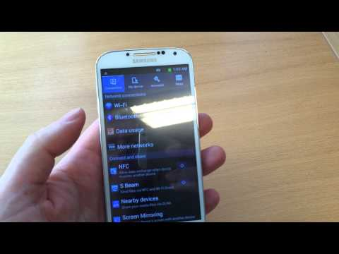 Goophone S4 / HDC Galaxy S4 Legend - first boot & hands-on
