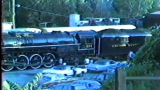 Chessie 614, C&O 6049-WM 6413  ,6-26-81