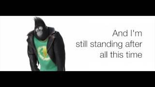 download lagu Sing - I'm Still Standing Taron Egerton Lyrics gratis