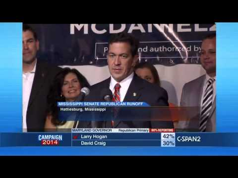 Chris McDaniel's Non-Concession Speech Highlights: There Aint No Quit in Crazy