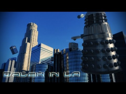 Triem Test 048 - LA Dalek (Second Draft)