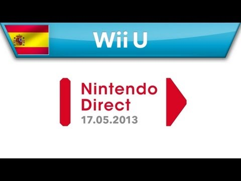 Presentaci&Atilde;&sup3;n Nintendo Direct - 17-05-2013