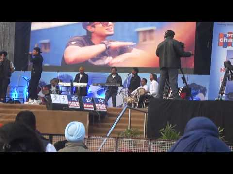 MUNDA IPHONE WARGA A KAY Ft BLING SINGH LIVE PERFORMANCE AT...