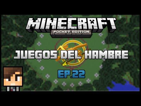 Minecraft PE: LOS JUEGOS DEL HAMBRE Ep. 22