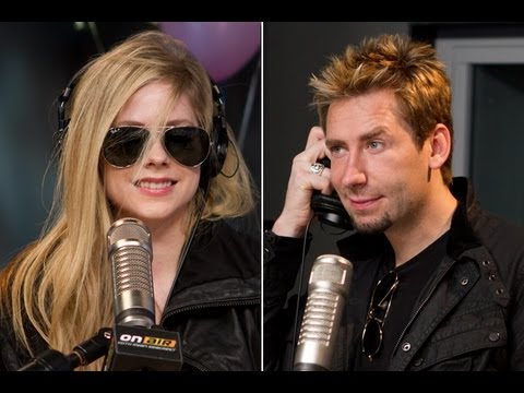 Avril Lavigne & Chad Kroeger Spill Wedding Details PART 2 | Interview | On Air with Ryan Seacrest