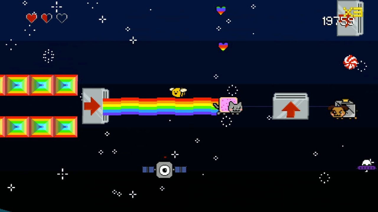 Nyan Cat Adventures on Windows PC Download Free - 2.0.1 ...