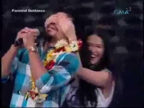 Marian Rivera Binatukan si Manny Pacquiao