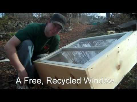 The World's Smallest A-frame Cabin/Single Sleeper?- Cutting a Circle Window (part 1)