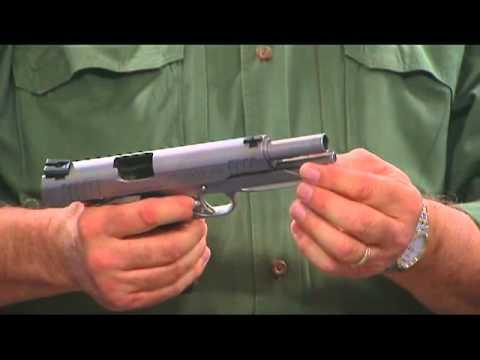 GOG TV 2012: Taurus 1911 Semi Auto Pistol 45AP with Rail
