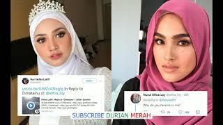 Ini Reaksi Elfira Loy Bila Fathia Latiff Rakam Reply Lagu Di Matamu Sufian Suhaimi dan Kai
