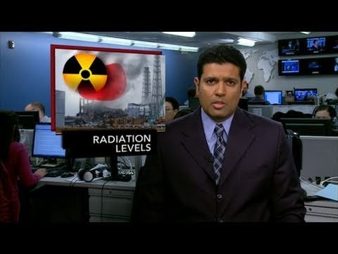 News Wrap: Japanese Radiation Levels Measure 10,000 Times Standard Level