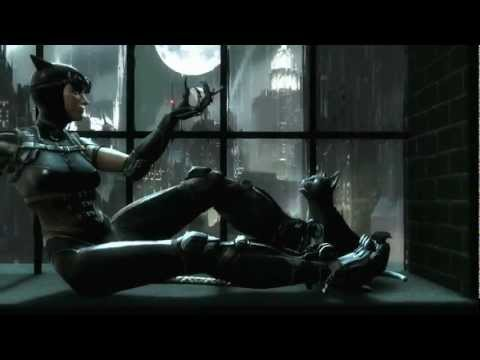 Injustice Gods Among Us - Catwoman New Gameplay Trailer