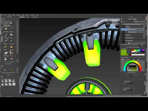 Autodesk Mudbox 2013: New Features