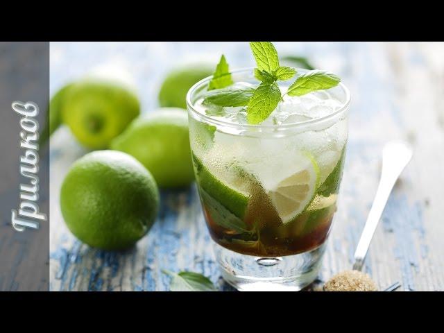 Мятный лимонад | Грильков