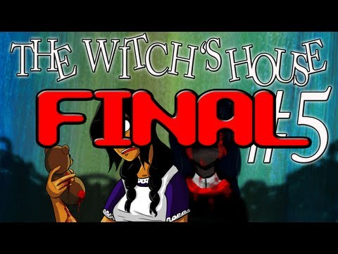 ATTACK OF THE LEGLESS LOLITAS - Krism Plays - The Witch