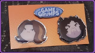 Game Grumps Pins (Day 2,115 - 04/09/18)