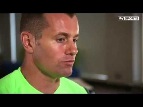 Republic of Ireland v Germany - Pre Match Interview - Shay Given (7/10/15)