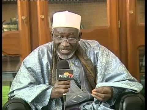 Imam Thierno Seydou Nourou Tall part1