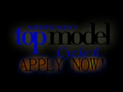 Super's Next Top Model || Cycle 6 || Apply (OPEN)
