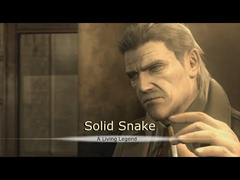 Metal Gear Solid 4 Trailer | Phantom Pain Style video