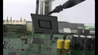 Soldering And Desoldering X-Box360 to Jovy Systems
