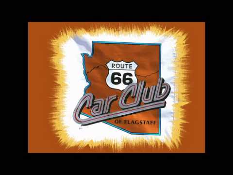 Flagstaff Route 66 Car Show