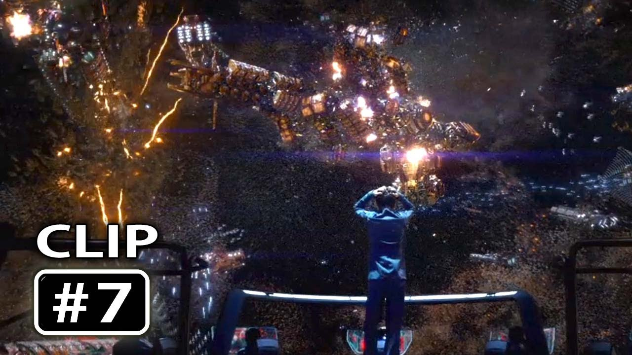 """ENDER'S GAME """"The Lost Battle"""" Movie Clip # 7 - YouTube"""