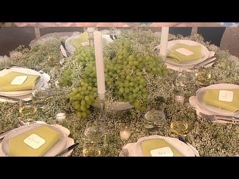 Wedding Reception Table Ideas for Less - Wedding Flowers - Martha Stewart Weddings