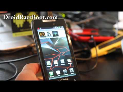 How to Unroot Droid Razr!
