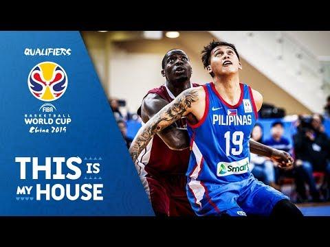 Qatar v Philippines - Highlights - FIBA Basketball World Cup 2019 - Asian Qualifiers thumbnail