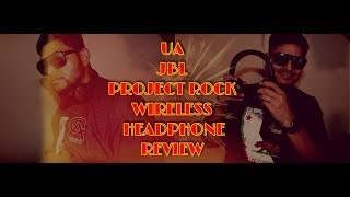 UA Project Rock Wireless Headphone Review!!!!! Must have GYM Headphones