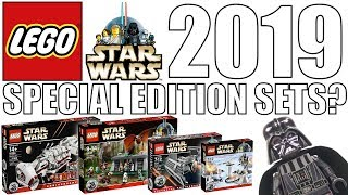 LEGO Star Wars 20th Anniversary Sets For 2019?