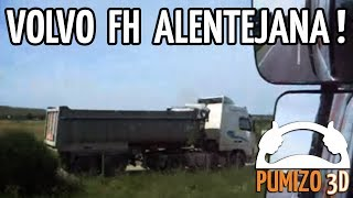 Funny Volvo FH Pursuit