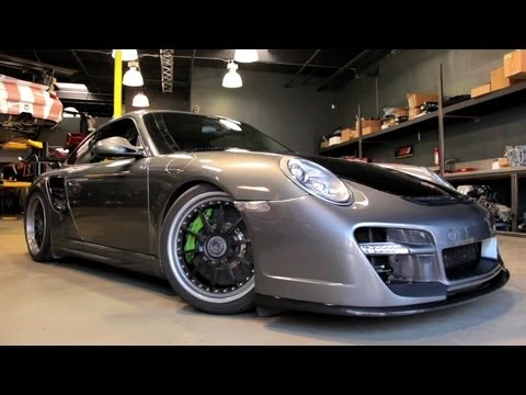 650 HP BBi Autosport Porsche 997 Turbo S - TUNED
