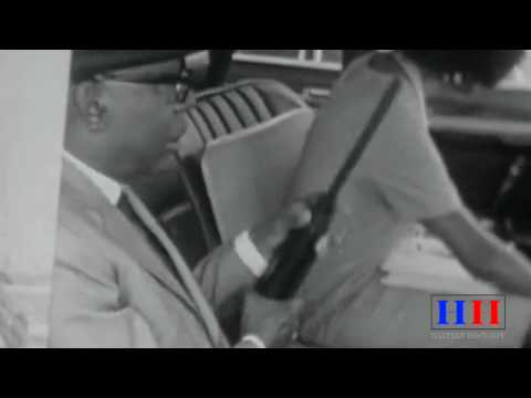 Haiti 1969 ('Papa Doc' Duvalier interview) Part 1/2