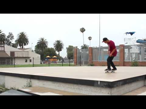 CARLOS AND ALEX AT HAVARD SKATEPARK CLIPS
