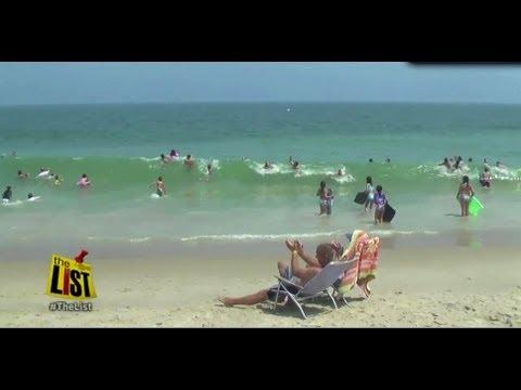 Baltimore Magazine beach bargains guide