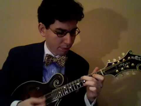 Jazz Mandolin Chord Melody: Aaron Weinstein plays songs not meant for the mandolin