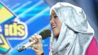 download lagu 【飙歌】茜拉、钱正昊声线和一 完美对唱《angel》 gratis