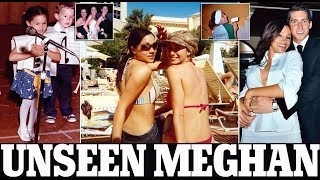 Meghan Markle photos unseen - Meghan seen in 50 rare and candid photographs